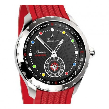 Zancan Watch with Silicon Band