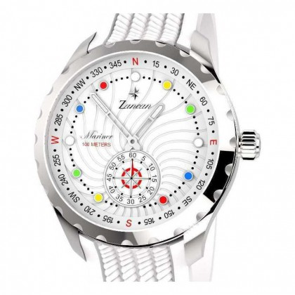 Zancan Watch with Silicon Band HWM015