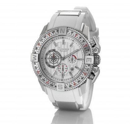 Zancan Chronograph Stainless Steel Watch