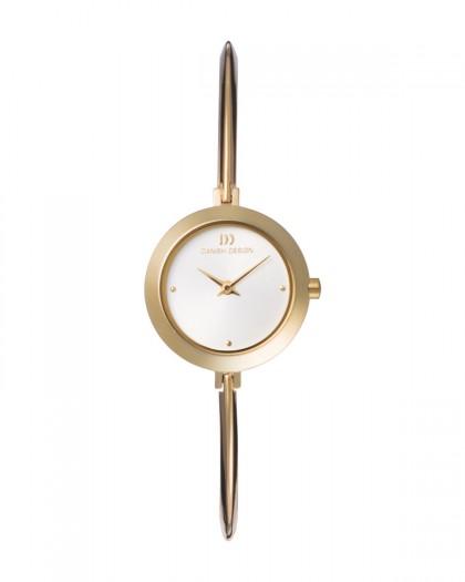 Danish Design Gold Stainless Steel Women's Watch