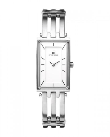 Danish Design Silver Color Titanium Women's Watch