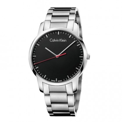 Calvin Klein City Stainless Steel Men's Watch