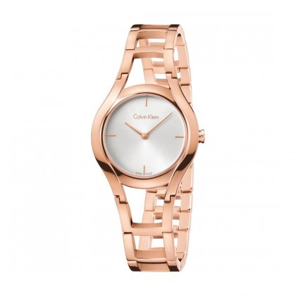 Calvin Klein Class Rose Gold PVD Plated Women's Watch