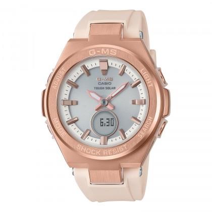 G-SHOCK G-MS MSGS200G-4A Women's Watch Pink/orange