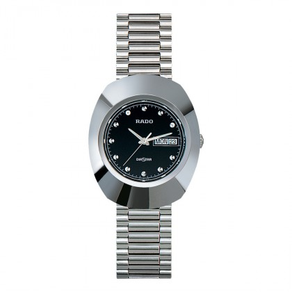 Rado Original d/d xwss Black Dial Watch