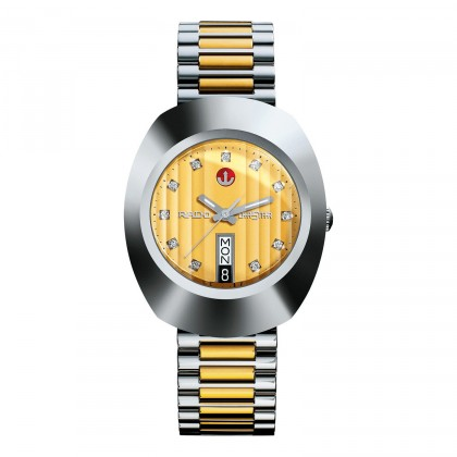 Rado Original d/d xwss 2-Tone Watch
