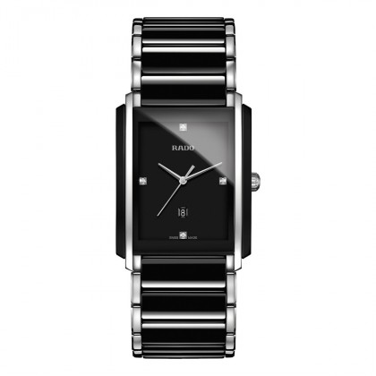 Rado Integral L Quartz High Tech Ceramic Men's Watch
