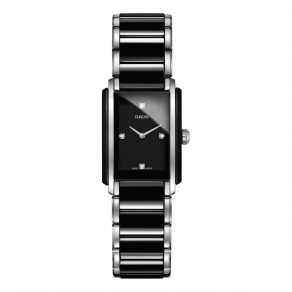 Rado Integral S Quartz Jubilé High Tech Ceramic Women's Watch