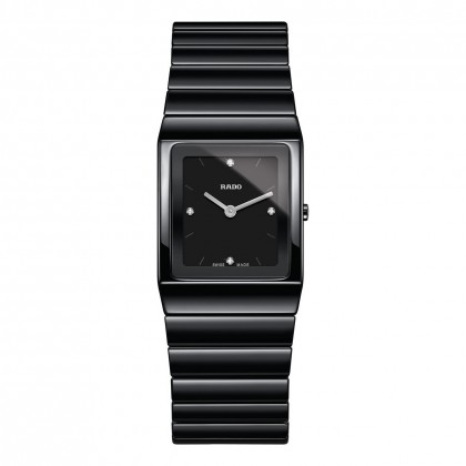 Rado Ceramica L Quartz High Tech Ceramic Men's Watch