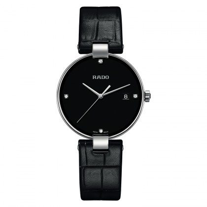Rado Coupole Classic Automatic Leather Women's Watch