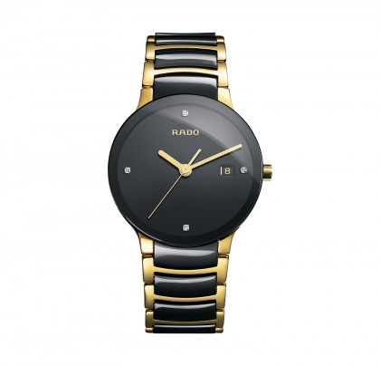 Rado Centrix L Jubilé Quartz Men's Watch