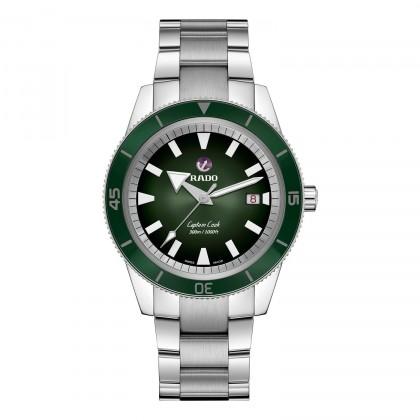 Rado Captain Cook Green Dial Men's Watch