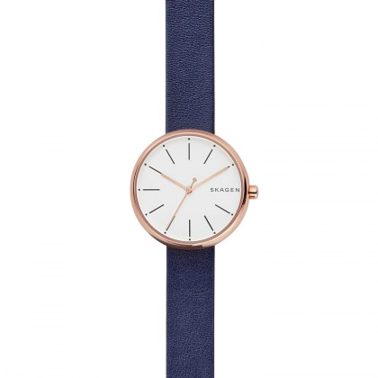 Skagen Signatur Rose Case Women's Watch