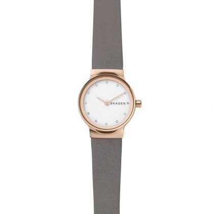 Skagen Freja Rose Case Women's Watch