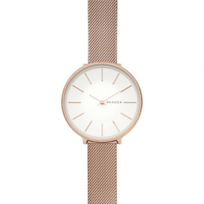 Skagen Karolina Stainless Steel Case Women's Watch SKW2726