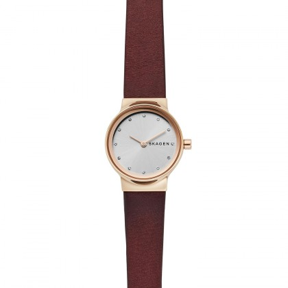 Skagen Freja Stainless Steel Case Women's Watch SKW2742