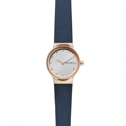 Skagen Freja Stainless Steel Case Women's Watch SKW2744
