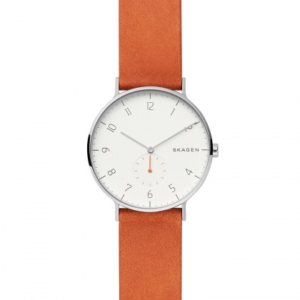 Skagen Aaren Stainless Steel Case Men's Watch SKW6465