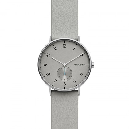 Skagen Aaren Stainless Steel Case Men's Watch SKW6467