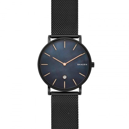 Skagen Hagen Stainless Steel Case Men's Watch SKW6472