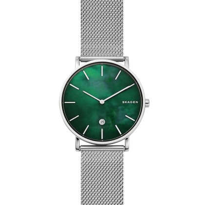 Skagen Hagen Stainless Steel Case Men's Watch SKW6474