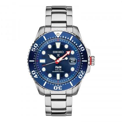 Seiko Special Editon Prospex PADI Solar Dive Watch