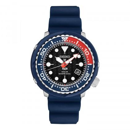 Seiko Men's Prospex PADI Special Edition Solar Dive Watch