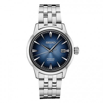 Seiko Presage Automatic Stainless Steel Watch SRPB41