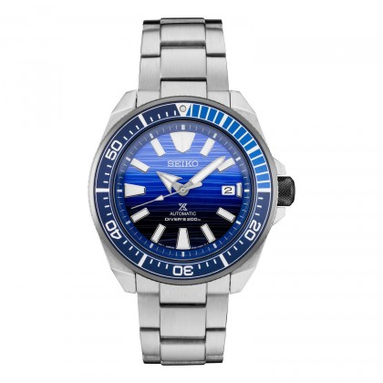 Seiko Prospex Save The Ocean Samurai Dive Watch