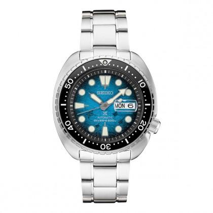 Seiko Prospex King Turtle Save the Ocean Watch