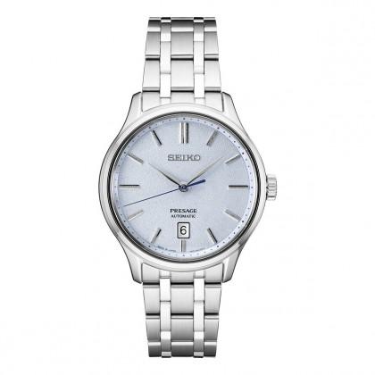 Seiko Presage Japanese Garden Blue Dial Watch