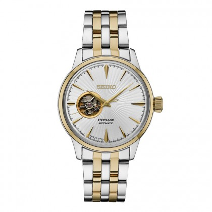 Seiko Presage Automatic Stainless Steel Watch