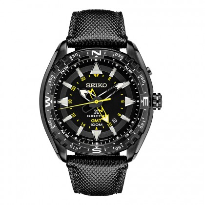 Seiko Prospex Kinetic Diver Men's Watch SUN057