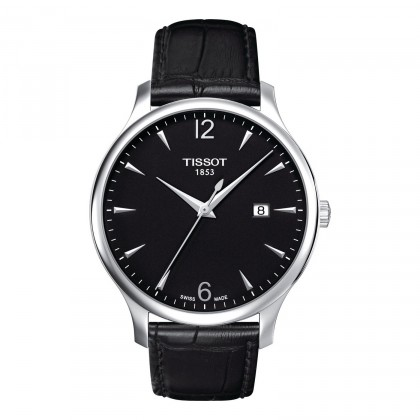 Tissot Tradition Stainless Steel Watch