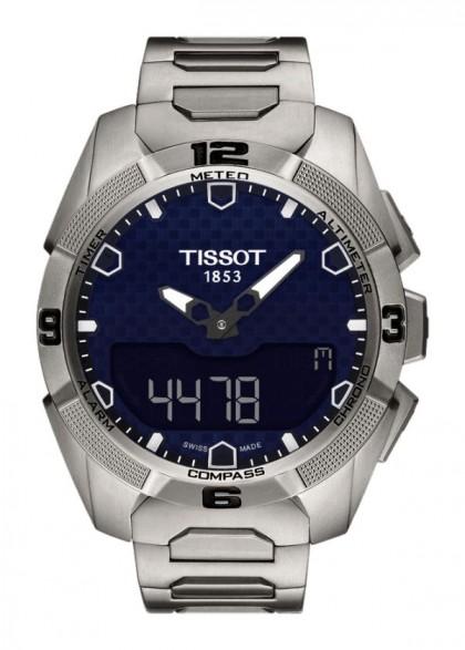 Tissot T-Touch Expert Solar Quartz T0914204404100