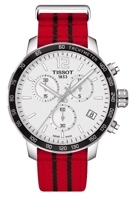 Tissot Chicago Bulls Quickster Quartz T0954171703704