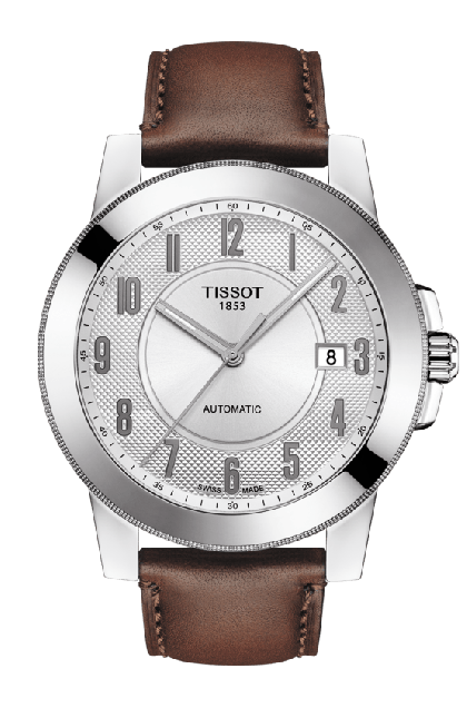 Tissot Gentleman Swissmatic Watch
