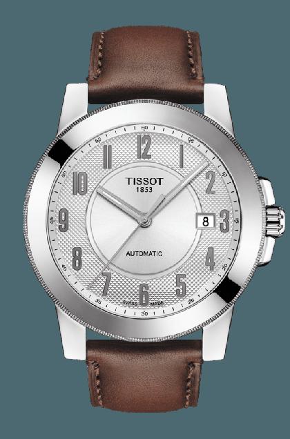 Tissot Gentleman Swissmatic Watch