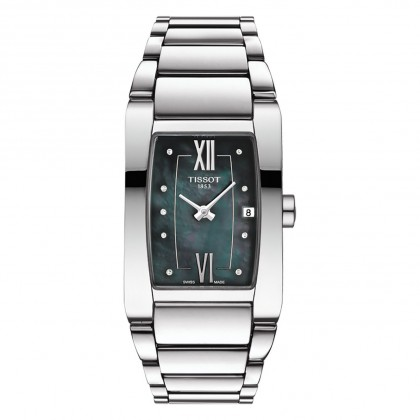 Tissot Generosi-T Lady Diamond Dial Quartz Watch