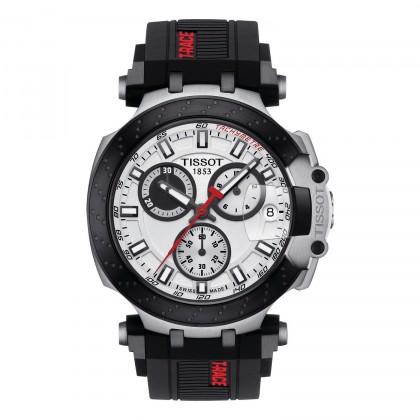 Tissot T-Race Rubber Strap Chrono Watch