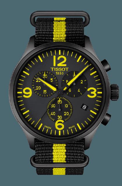 Tissot Chrono XL Tour De France Collection Watch