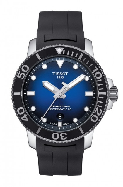 Tissot Seastar 1000 Powermatic 80 Diver Watch