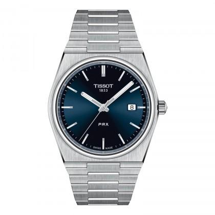 Tissot PRX Blue Dial Watch