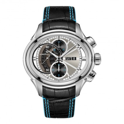 Hamilton Jazzmaster Face 2 Face II Men's Watch