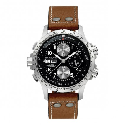 Hamilton Khaki Aviation X-Wind Auto Chrono Men's Watch