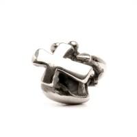 Trollbeads Faith Hope & Charity Bead Silver