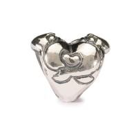 Trollbeads Hugging Hearts Bead