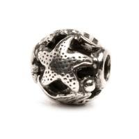 Trollbeads Ocean Bead Silver