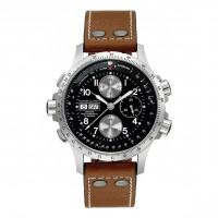 Hamilton Khaki Aviation X-Wind Auto Chrono Men's Watch H77616533