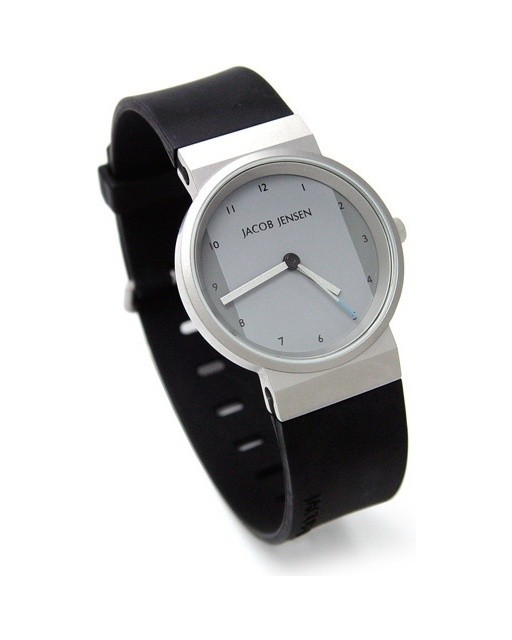 3b6aeee445cb4 More Views. Jacob Jensen New Series Stainless Steel Silver Dial Women s  Watch 741
